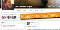 Facebook'un açığını Mark Zuckerberg'in duvarında test etti