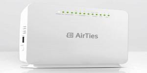 AirTies Air 5760 Kutusundan Çıkıyor!
