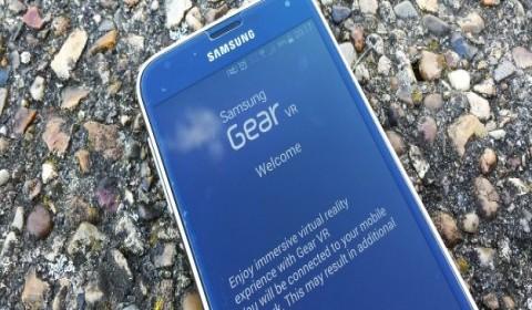 Samsung Gear VR'ın Uygulaması Sızdırıldı