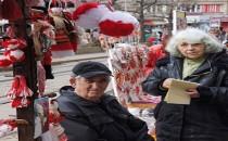 Bulgaristan baharın gelişini kutluyor