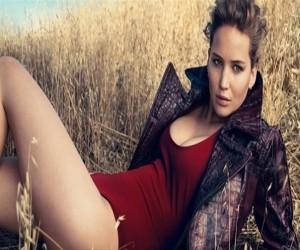 Jennifer Lawrence Miss Dior Yüzü