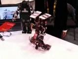 Amuda kalkan robot