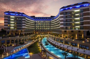 Turistik Otel Antalya Gözde Yeri Kemerde