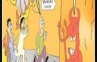 Ferat Yıldırım Karikatürleri