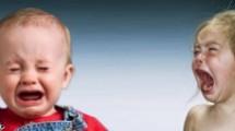 Bebeklerde Ağlama