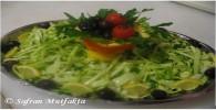 Portakallı Lahana Salatası Tarifi