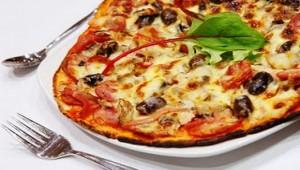 İtalyan Usulü Cenova Pizza