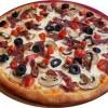 Türk Usulü Soğanlı Pizza